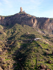 Gran Canaria - Roque Nublo in den Winter