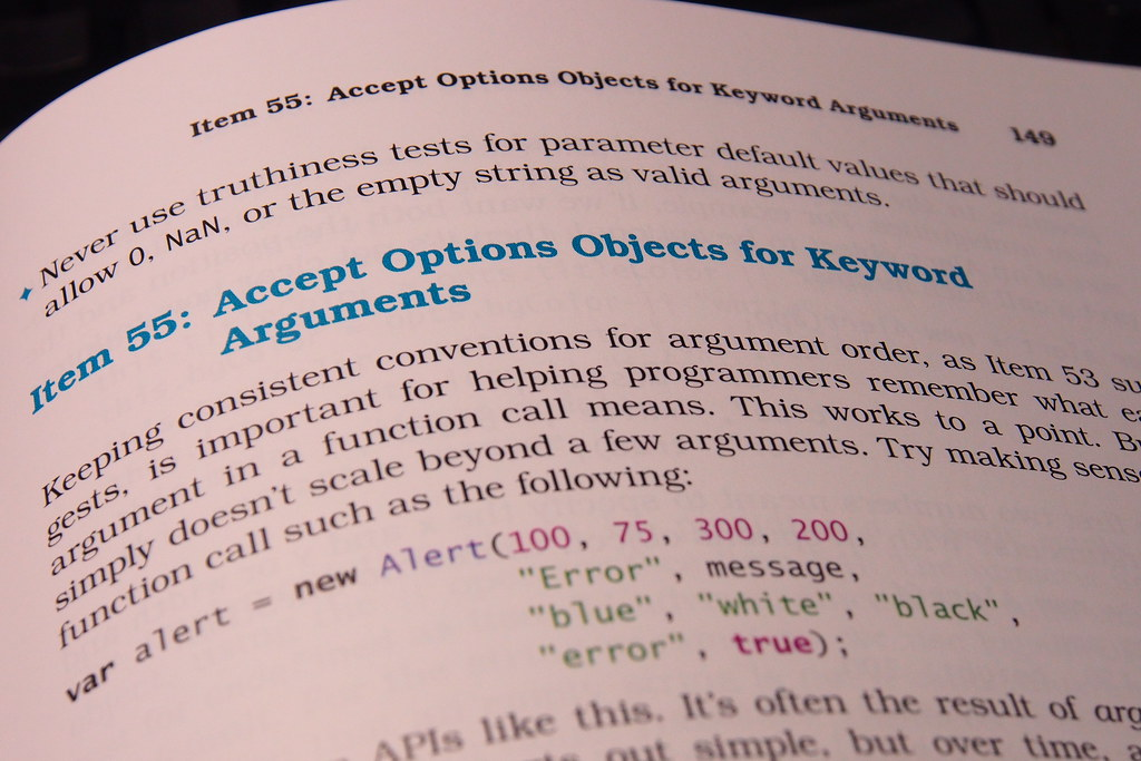 Options Object