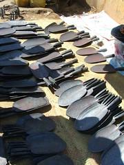 Fianarantsoa - zoma - outils