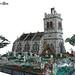 St. Gwydre's Church by - Derfel Cadarn -