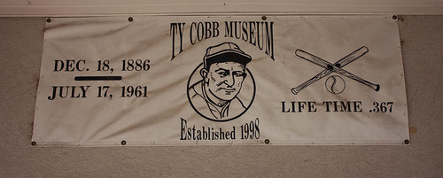 Ty Cobb Museum