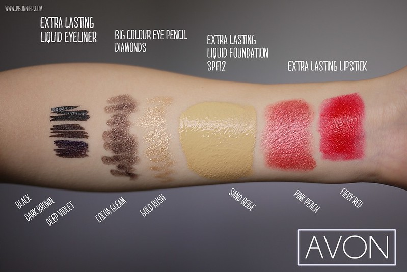 AVON Extra Lasting Makeup