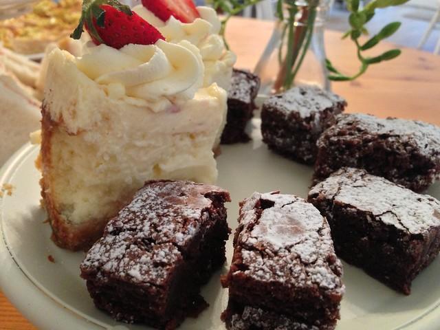 gb cupcakery brownie (flickr)
