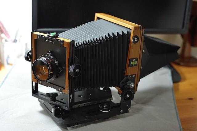 大型相機作品回顧與簡略介紹