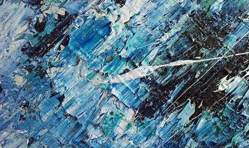 sea study by Calum Hall Tobermory