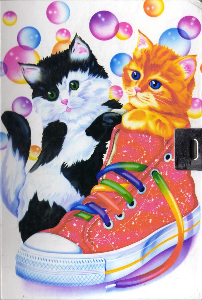 sneaker kittens bubbles