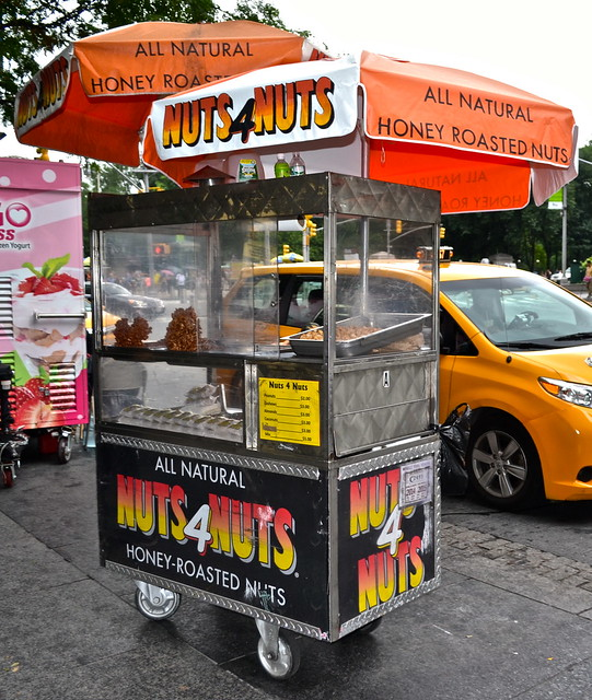 Street Food in NYC
