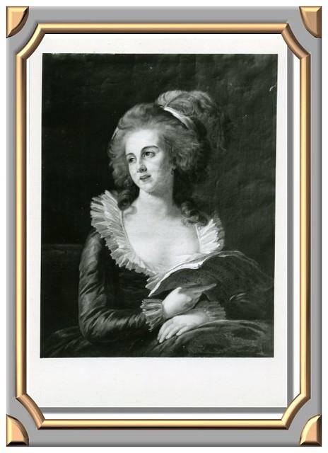 VIGEE-LEBRUN (Mme) - La princesse de Polignac-70-150