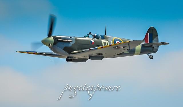 Supermarine Spitfire Mk.Vc