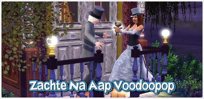 Zachte Na-Aap Voodoopop