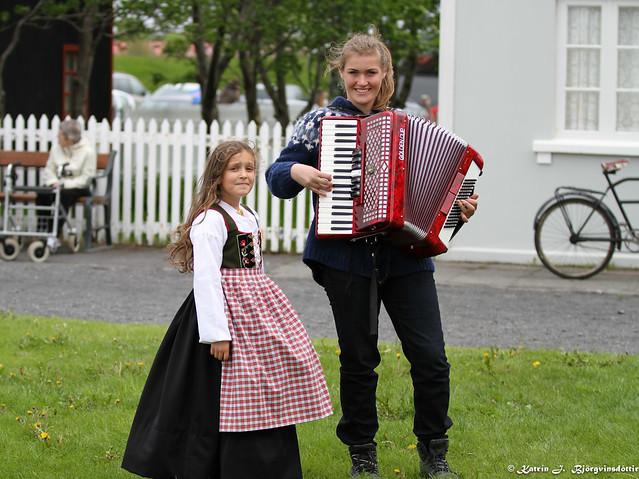 In Árbæjarsafn - ICELAND