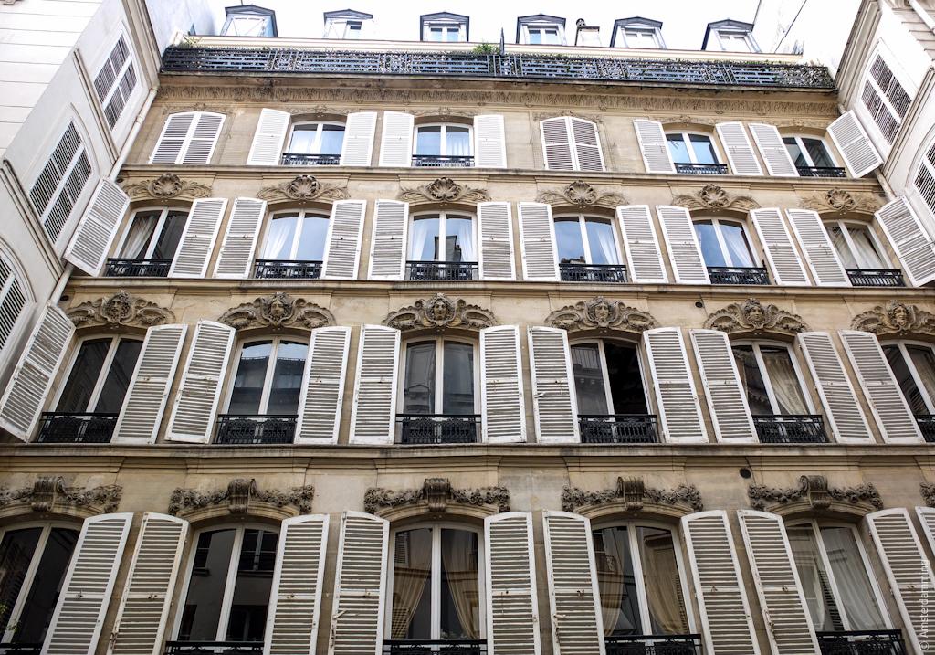 Paris, Rue de Verneuil