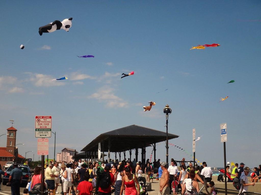 2013 revere beach sand sculpting festival kites