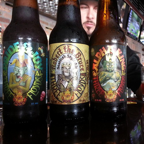 Three Floyds (beware the  @dirtydsanch) #craftbeer @wobarlingtontx #bottle #beer by crazyBobcat