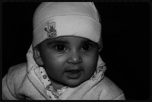 Nerjis Asif Shakir 7 Month Old by firoze shakir photographerno1