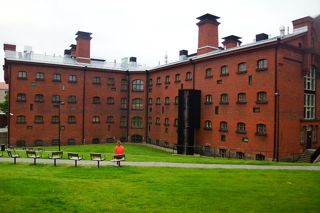 Spending the Night in Jail: Helsinki's Prison Hotel