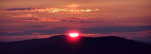 2013_0811Sunset-Pano0004 by maineman152 (Lou)