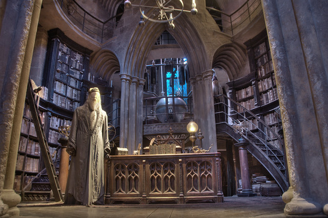 Dumbledores Office