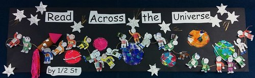 Read across the universe by 1/2ST