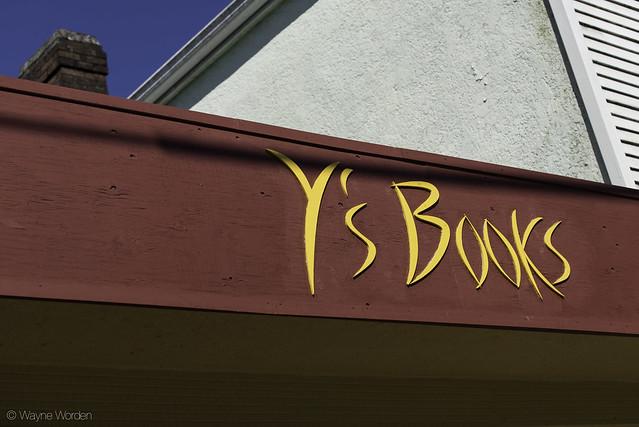 Y's Books