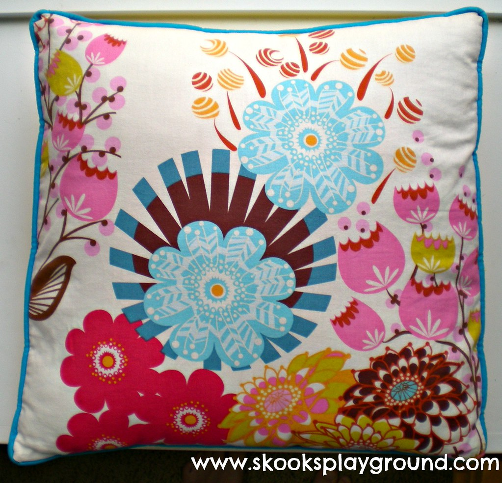 Square Pillow A