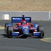 Marco Andretti navigates the Turn 9 chicane at Sonoma Raceway