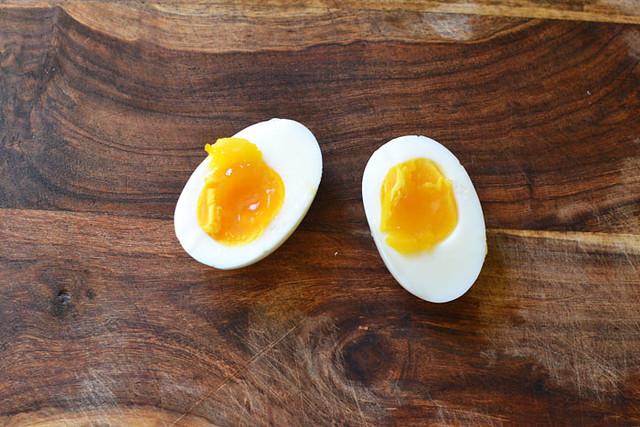 How to Medium Boil an Egg via LittleFerraroKitchen.com