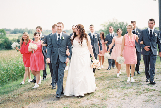 Peterborough Country Wedding
