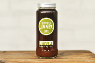 Sauced: Brother Jimmy's BBQ Chipotle Barbecue Sauce