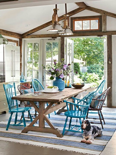Dining Room Table Inspiration
