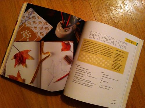 sketchbook cover prize kit