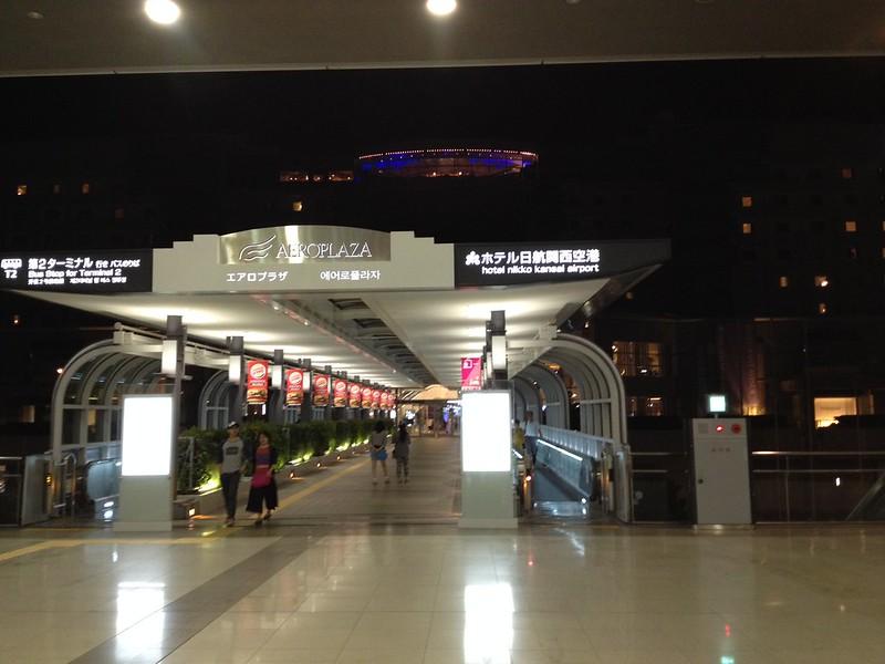 ホテル日航関西空港へ向かう by haruhiko_iyota