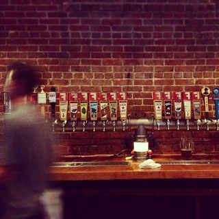 Fullsteam Taps