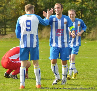 Cliffe FC XI 8 - 2 Selby Town Reserves (Friendly) 5Oct13