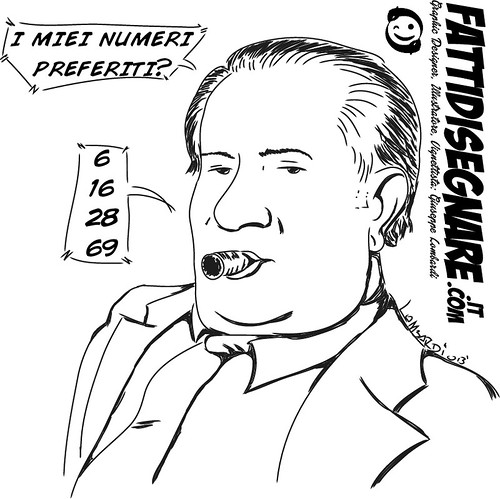 Tinto Brass by Giuseppe Lombardi
