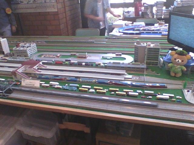 Photo:鉄道模型コーナー 麻生区区民まつり By ezwild