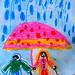 Φθινόπωρο-Μια βροχερή μέρα(Α' Τάξη)