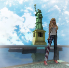 Liberty and Justice for all by dy secondlife