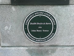 Photo of Green plaque number 28201