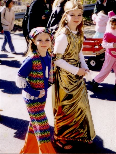 hippie and egyptian