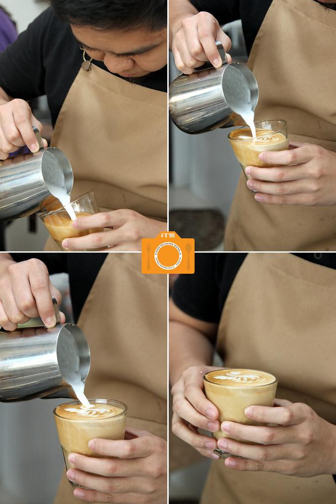 Magnum Opus Latte collage