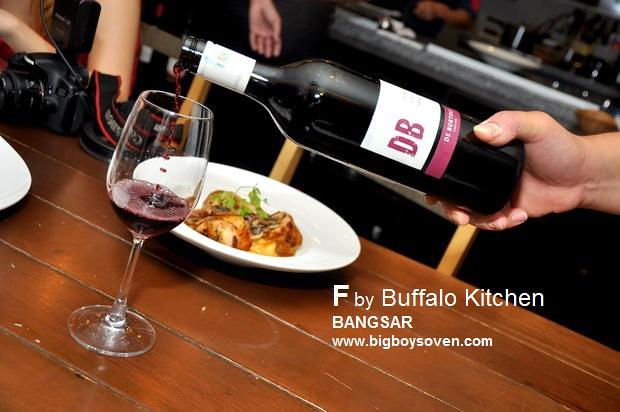 F by Buffalo Kitchen 12