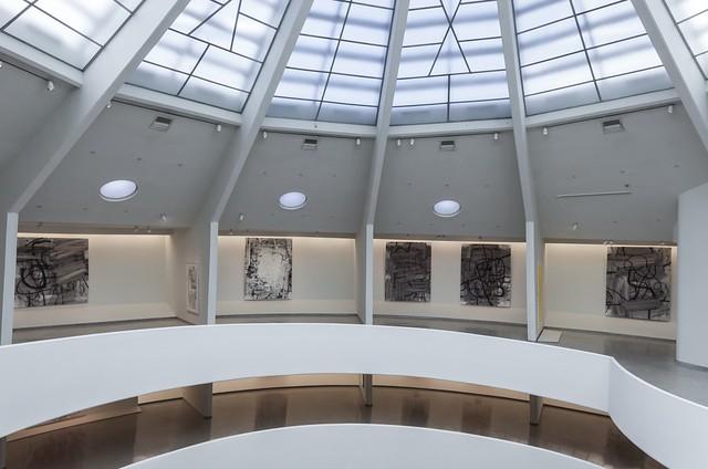 Installation Views: Christopher Wool