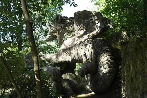 Bomarzo - il sacro bosco