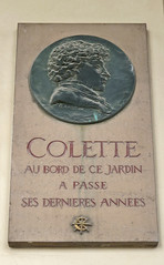 Photo of Colette brown plaque