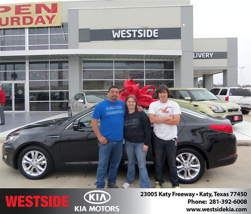 Happy Birthday to Richard Resendez from Rizkallah Elhallal and everyone at Westside Kia! #BDay by Westside KIA