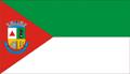Bandeira da cidade de Vespasiano