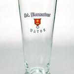 ベルギービール大好き!!【セント・ベルナルデュス・ウィットの専用グラス】(管理人所有 )