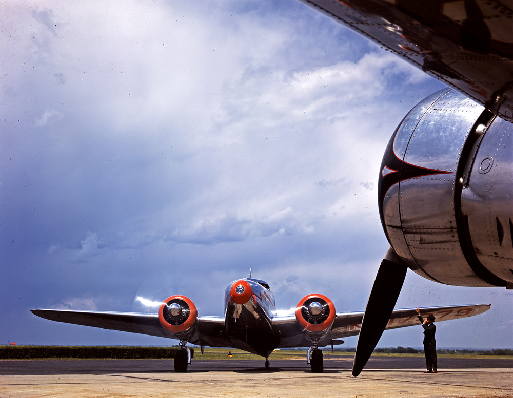 [Lockheed 12A Electra Junior]