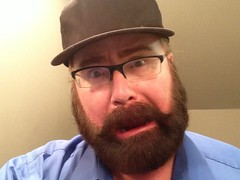Beard of Mike Mozart